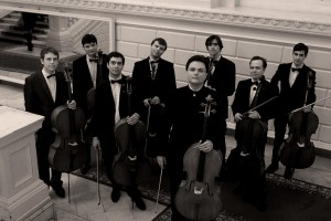 St Petersburg Cello Ensemble